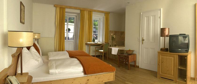 Hotel Zur Post, St. Gilgen, Salzkammergut, Austria - Bedroom.jpg